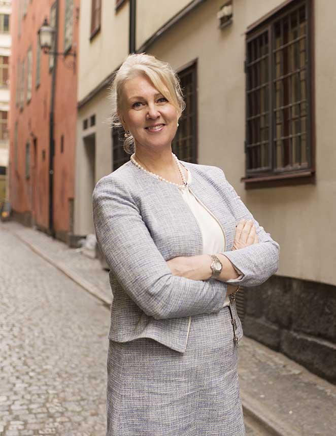 Christina Wikström