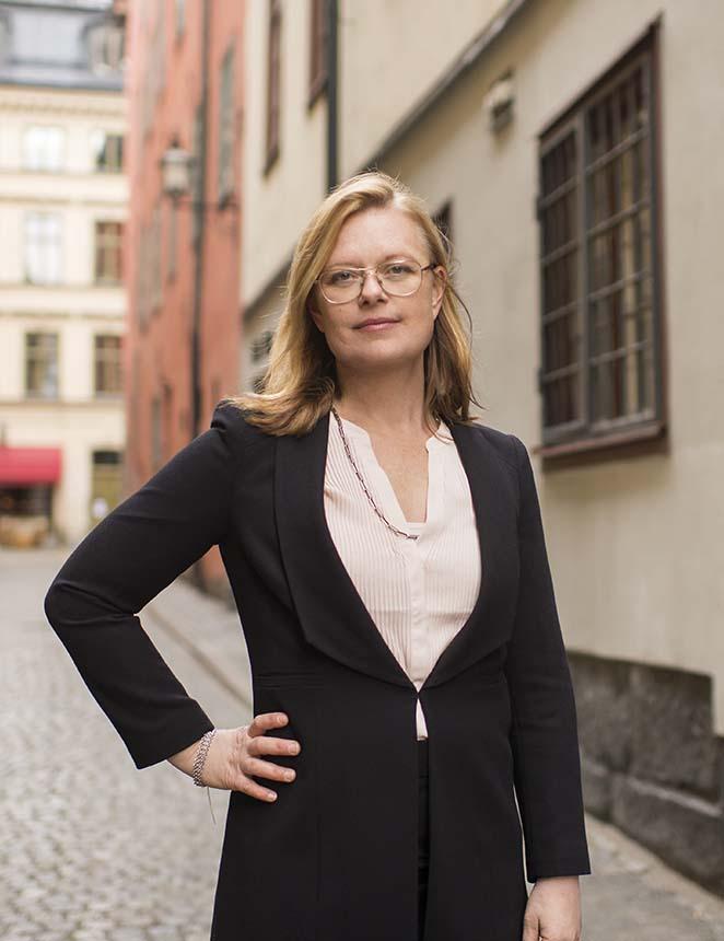 Katarina Bohm Hallkvist